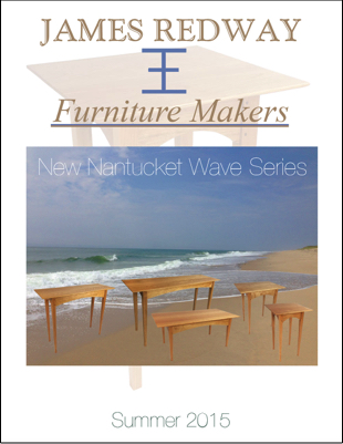 James redway furniture makers for American furniture catalog 2015